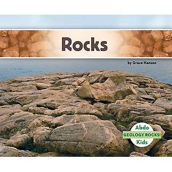 Rocks by Grace Hansen - 9781629709093 Book