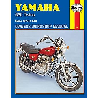 Yamaha 650 Twin 1970-83 Owners Workshop Manual (3rd Revised edition)