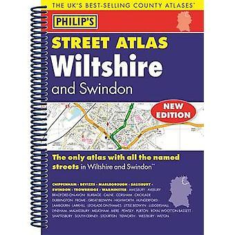 Philip es Street Atlas Wiltshire and Swindon-9781849073653
