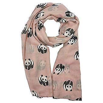 ® womens large summer panda chiffon wrap thin style scarf