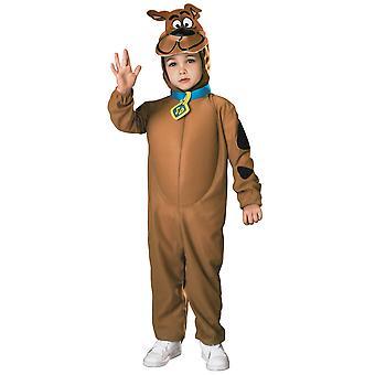 Scooby-Doo Scooby Doo TV Movie Cartoon Book Week Toddler Boys Costume