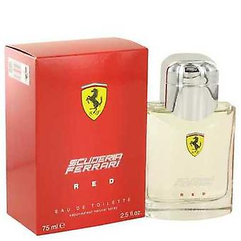 Ferrari Scuderia Red By Ferrari Eau De Toilette Spray 2.5 Oz (men) V728-501119