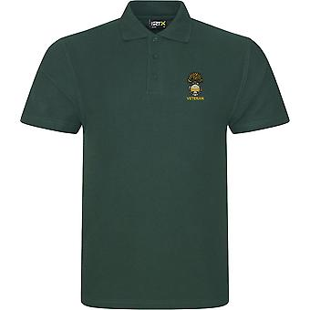 Royal Welsh Fusliers Veteran - Licensed British Army Embroidered RTX Polo