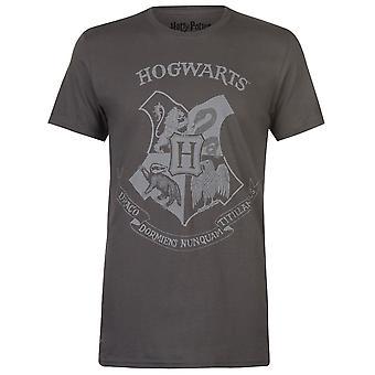 Officiella mens Potter T shirt Crew hals T-shirt tee Top