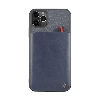 iPhone 11 Pro Max  Case Pure - Practical - Functional Back Shell/Essex Blue Pocket