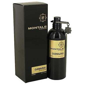 Montale Oudmazing By Montale Eau De Parfum Spray 3.4 Oz (women) V728-539172