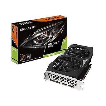 Gigabyte Nvidia Geforce Gtx 1660 Ti Oc 6Gb Pcie Grafikkarte Windforce