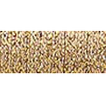 Kreinik Metallic Tapestry Braid #12 10 Meters 11 Yards Antique Gold T 221