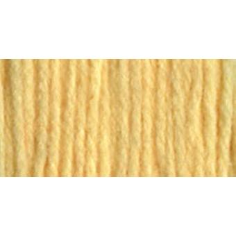 Craft Yarn 20 Yards Gold 100 18