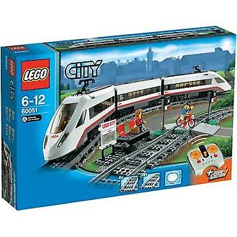Lego City High-speed Passenger Train 610pc(s)