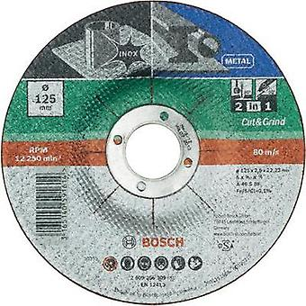 3-in-1 cutting disc Bosch Accessories 2609256308 Diameter 115 mm