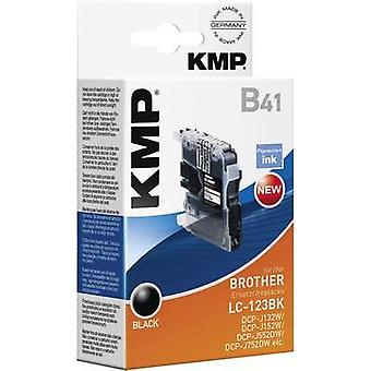 KMP replaced Brother LC-123 Compatible Black B41 1525,0001