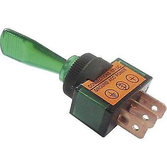 Toggle switch 12 Vdc 20 A 1 x Off/On SCI ASW-13D 20 latch 1 pc(s)