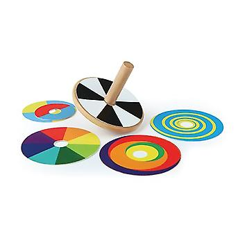 HAPE-Colour swirl-a-top