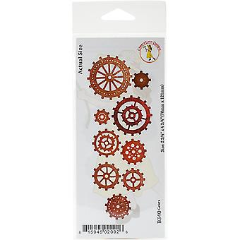 Cheery Lynn Designs Die-Gears, 2.75