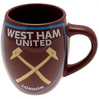 West Ham United Tea Tub Mug
