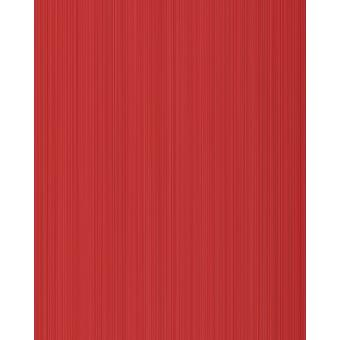 Uni wallpaper EDEM 598-24 matt Ruby Red carmine-red 5.33 m2 structured foam vinyl wallpaper with stripes
