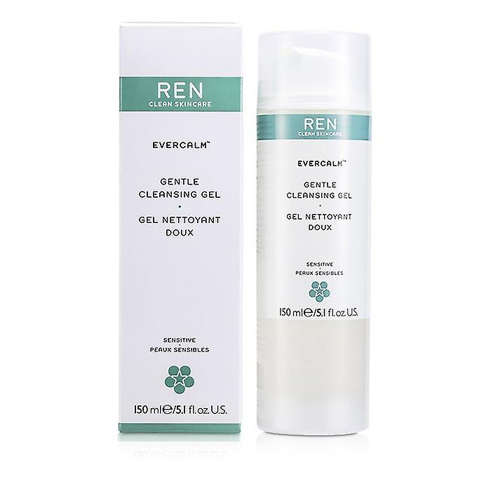 Ren Evercalm Gentle Cleansing Gel (For Sensitive Skin) 150ml/5.1oz