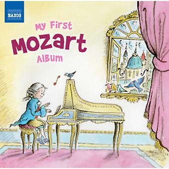 Mi primer disco de Mozart de Various Artists