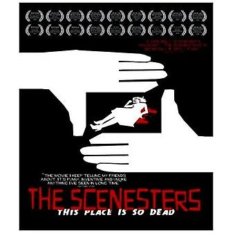 Scenesters [Blu-ray] USA import