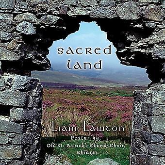 Liam Lawton - Sacred Land [CD] USA import