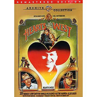 Hearts of the West (Remastered) [DVD] USA import