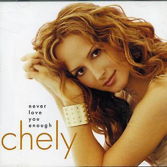 Chely Wright - aldrig kærlighed du nok [CD] USA import
