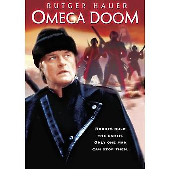 Omega Doom [DVD] USA import