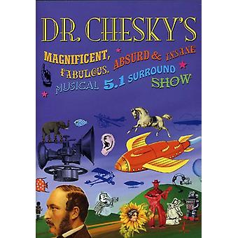 David Chesky - Dr. Chesky's 5.1 Surround Show [DVD] USA import