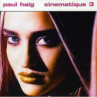 Paul Haig - Cinematique 3 [CD] USA import