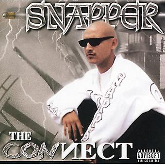 Snapper - Connect [CD] USA import