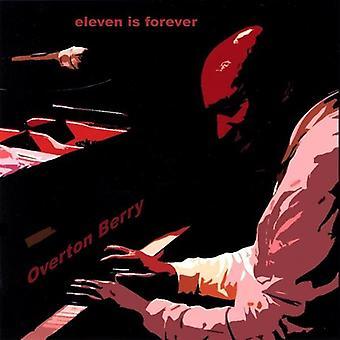 Overton Berry - elleve er alltid [DVD] USA import