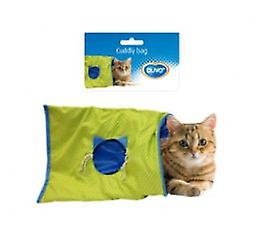 Duvo+ Flat For Cats Tunnel Blue (Cats , Toys , Tunnels)