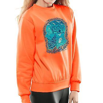Vikings Ragnar Lothbrok I am War Women's Sweatshirt