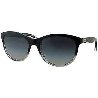 Dolce & Gabbana Dolce & Gabbana Ex-Display Black Cat Eye Sunglasses With Gradient Lenses