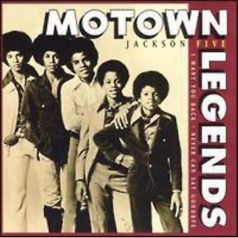 Jackson 5 - aldrig kan sige farvel [CD] USA import