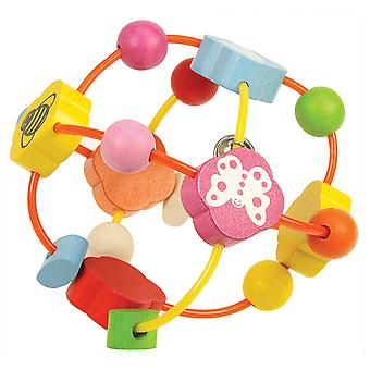 Bigjigs Toys Activity Ball