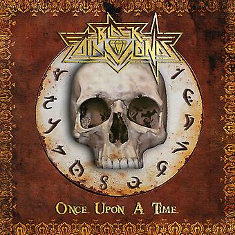 Sorte diamanter - Once Upon a Time [CD] USA importerer
