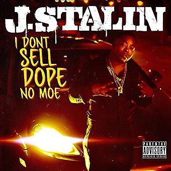 J. Stalin - jeg ikke sælge Dope No Moe [CD] USA import