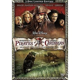 Pirates of the Caribbean: at the edge of the world (2 Disc Limited Edition) (DVD)