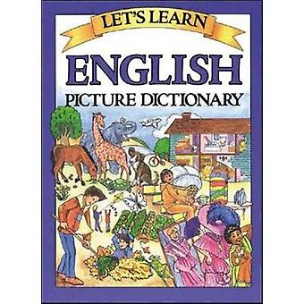 Lets Learn English Picture Dictionary by Marlene Goodman