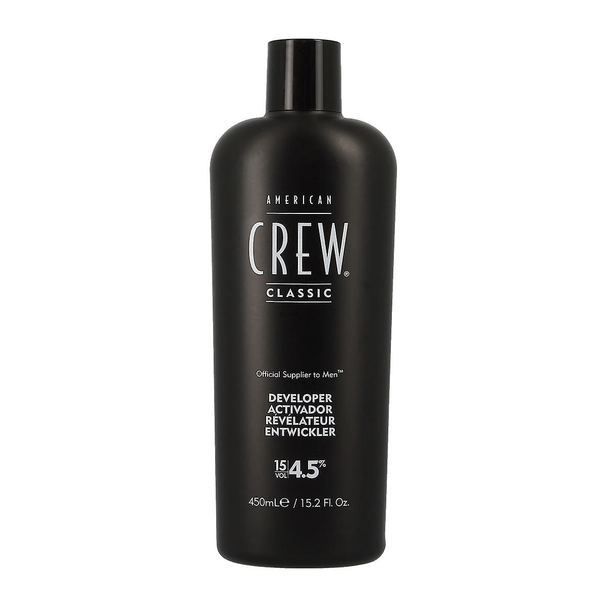 American Crew Precision Blend Developer for Gray Blending 450ml
