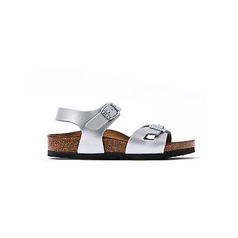 Infant Rio Narrow Fit Sandals - Silver