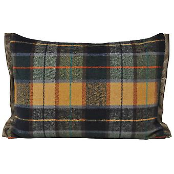 Riva Home Devonshire Plaid Cushion Cover