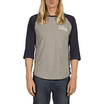 Volcom Swift 3/4 Short Sleeve T-Shirt