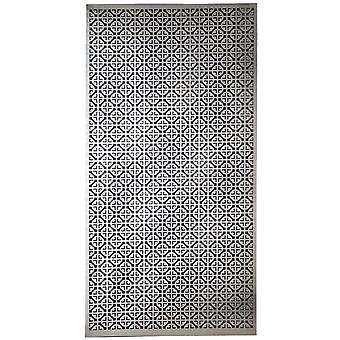 Silver Colored Metal Sheet 12