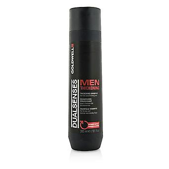 Goldwell Dual Senses Men Thickening Shampoo (For Fine and Thinning Hair) 300ml/10.1oz