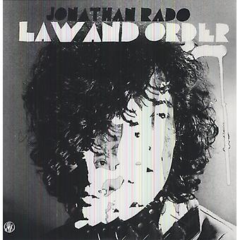 Jonathan Rado - Law & Order [Vinyl] USA import
