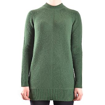 Michael Kors women's MCBI208155O green Wool Sweater