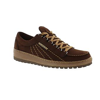 Mephisto Rainbow - Dark Brown Sportbuck (Nubuck) Mens Shoes Various